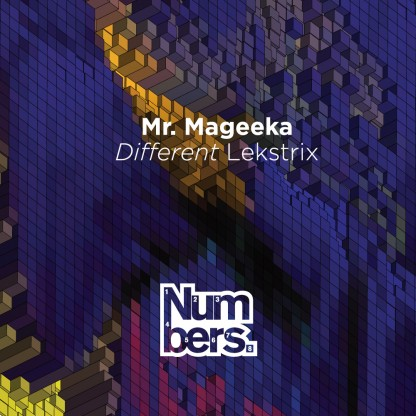 Mr Mageeka - Different Lekstrix EP
